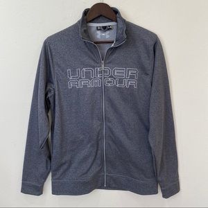 UNDER ARMOUR | Zip Up Performance Jacket